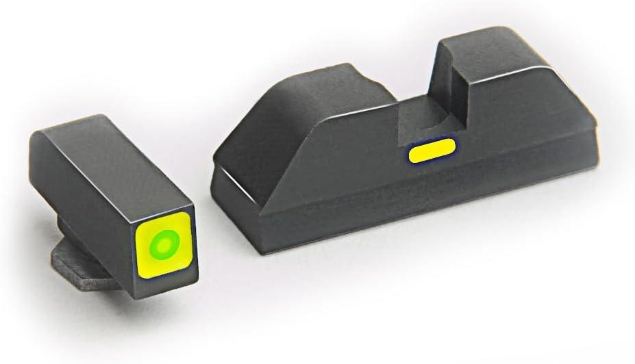 AmeriGlo's combative application pistol sight