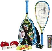Speedminton S700 Badminton Set, Blue