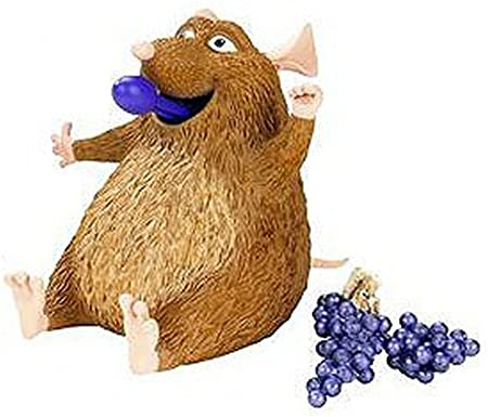Amazon Com Ratatouille Mattel Figure Emile Toys Games