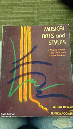Musical Arts and Styles-Custom Edition Syracuse University