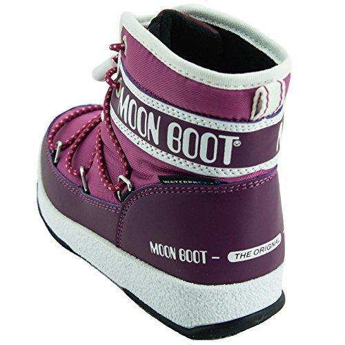 003 Moon Schuhe Junior Boot WP MID 34051200 Fucsia JR qqg0OS