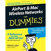 AirPortand MacWireless Networks For Dummies