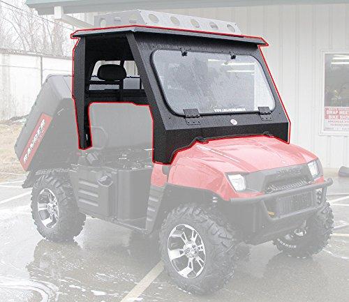 All Steel Complete Cab Enclosure NO Doors Polaris Ranger 700 800 900 XP EFI 6x6