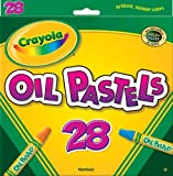 Crayola Oil Pastels - 28 Ct - Crayola Oil Pastels - 28 Ct. Explore The Fun Techniques And Look Of Oil Pastels. The Smooth, Blendable Colors Are Easy To Apply And Allow Colors To Be Mixed For Endless