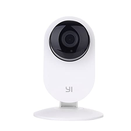 Yi Home Camera Wireless Wifi Ip Camera Security Surveillance Camera With Motion Detection Alert Night Vision For Baby Pet Elder   Remote Monitor App & Cloud Storage Available by Yi