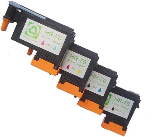 Karl Aiken – Cabezal de impresión para HP 70 C9404 A C9405 A C9406 ...