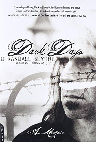 Dark Days: A Memoir [D. Randall Blythe] (Tapa Blanda)