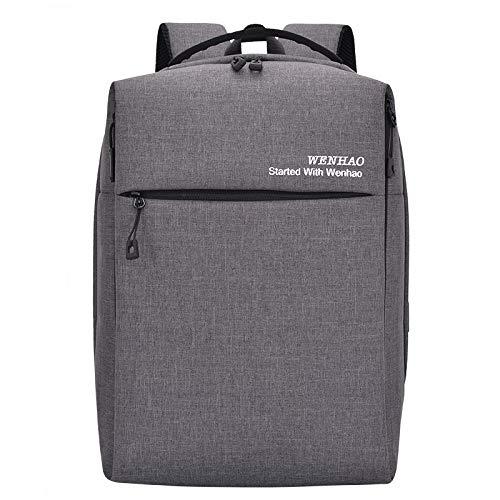 YZBB Backpacker, Herren-Schulter-, Taschen-, Herren-Mode-Trends, Koreanische Visitenkarten, College-Business-Computer-Taschen, Herren Freizeit-Kapazität