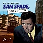 Adventures of Sam Spade Vol. 2 | Adventures of Sam Spade