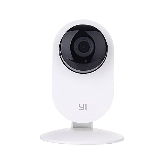 YI Home Camera Wireless Wifi IP Camera Security Surveillance Camera with Motion Detection Alert Night Vision for Baby Pet Elder - Remote Monitor App & Cloud Storage Available