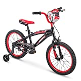 Huffy 18' Motox Boys Bike, Gloss Black