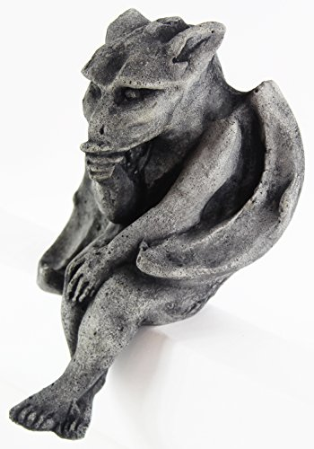 Sitting Gargoyle Home and Garden Statues European Yard Art