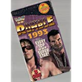 WWE/WWF 1993 VHS ROYAL RUMBLE