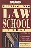 Getting into Law School Today, Martinson, Thomas H., 0671890336