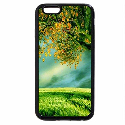 iPhone 6S / iPhone 6 Case (Black) Autumn Joy