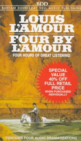 Four by L'Amour: Boxed Set (Louis L'Amour)