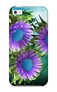 Sanp On Case Cover Protector For iphone 6 4.7 (purple Beauties)