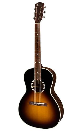 Amazon.com: Eastman e20oo-ss OO modelo guitarra con carcasa ...
