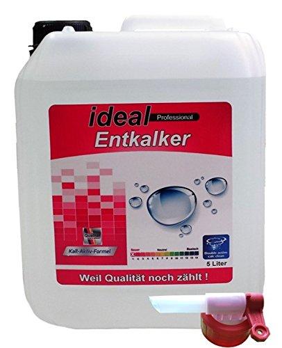 5 litros EX (flüssigent antical) descalcificador de cal en bidón ...