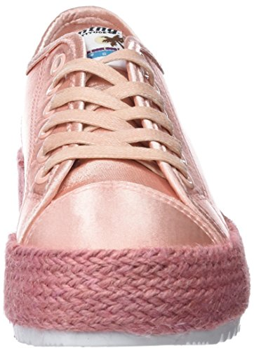 MTNG Deporte de Rosa para Caribe Raspe Mujer Zapatillas Rosa 6rx6O
