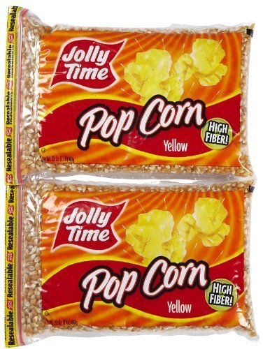 Jolly Time Yellow Popcorn, Poly Bag-32 oz by Jolly Time ()