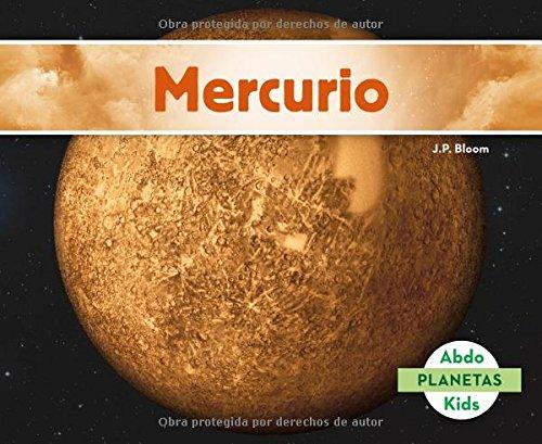 Mercurio (Planetas) por J. P. Bloom
