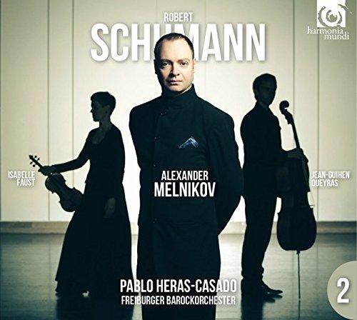 Schumann : les enregistrements sur instruments d'époque 516C2ZmIBcL