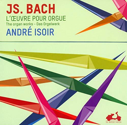 Bach - L'œuvre Pour Orgue (Box)