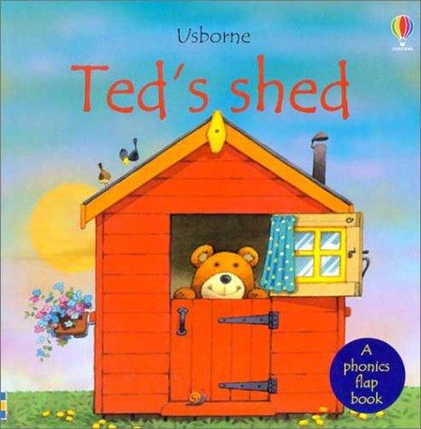 Ted's Shed (Phonics Board Books) PDF