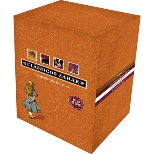 Clássicos Zahar - Caixa 4 Volumes