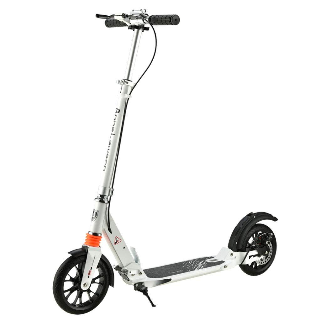 Patinete Scooter Monopatín Adultos y niños, Big Wheels 200mm ...