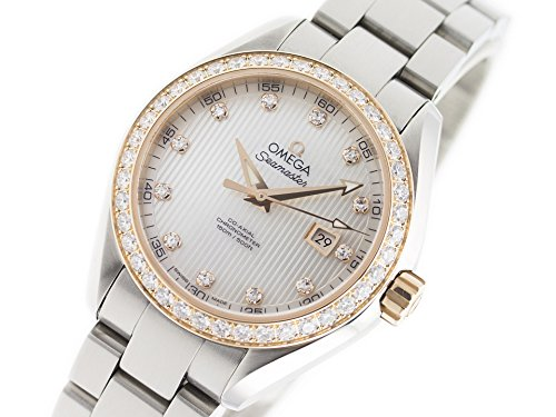 Omega Seamaster automatic-self-wind womens Watch 231.25.34.20.55.003 (Certified Pre-owned)
