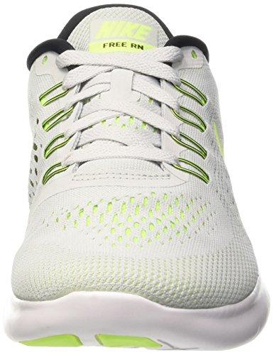 Volt para Gris Nike Platinum Zapatillas Grey RN Mujer de Black Gimnasia Pure Wolf Free Wmns xYYS4qPA