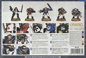 Games Workshop Space Marine Scouts Squad Warhammer 40k