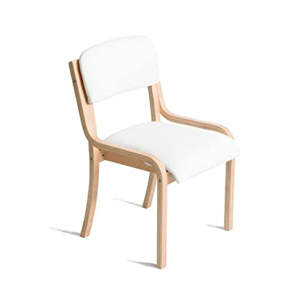 Amazon Com Parkson Ment Chairs Can Yi Wooden Armchair With Cushions