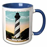 Anastasia Light house, St. Augustine, Florida Mug is available in both 11 oz and 15 oz. Why drink out of an ordinary mug when a custom printed mug is so much cooler? This ceramic mug is lead free, microwave safe and FDA approved. Image is pri...
