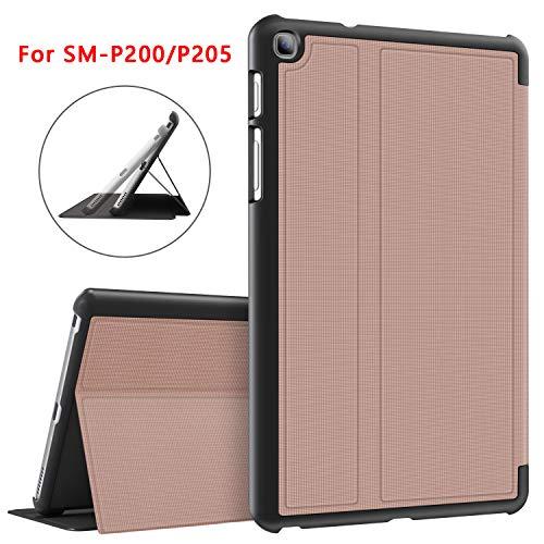 Funda Rosa Para Samsung Galaxy Tab A 8.0 Case 2019 P200/p205