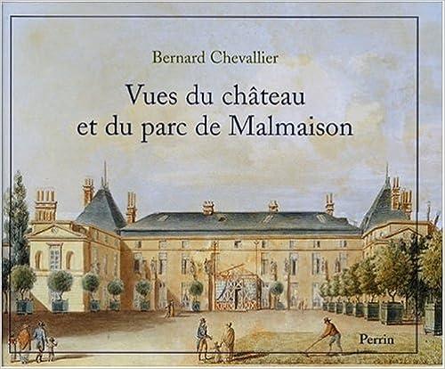Download Vues du château et du parc de Malmaison epub pdf