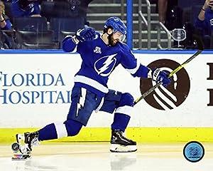 "Nikita Kucherov Tampa Bay Lightning NHL Action Photo (Size: 16"" x 20"")"