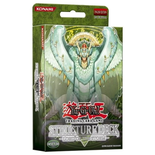Yu-Gi-Oh! Yu-Gi-Oh Lord of the Storm Deck