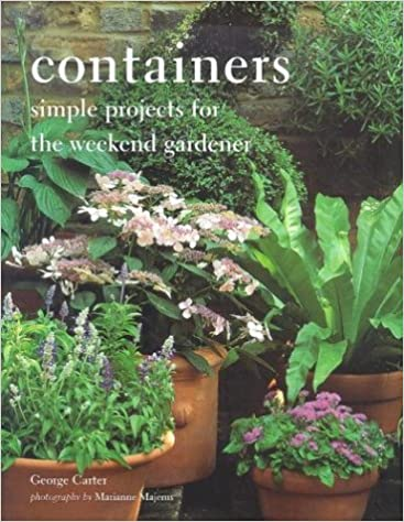 Containers: Simple Projects for the Garden