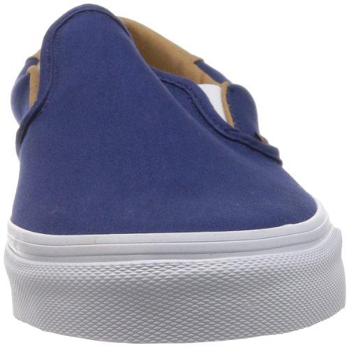 Vans Classic Slip On Herren Sneaker Blau