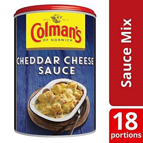 Colmans Queso 170G Mezcla De Salsa (Paquete de 4)