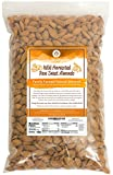 #10: Raw Sweet Almonds Wild Harvested - Bulk - Comparable To Organic, Steam Pasteurized, Prebiotic, Natural Almonds, Family Farmed Since 1875 - Raw 3lb Bag From Ellie's Best