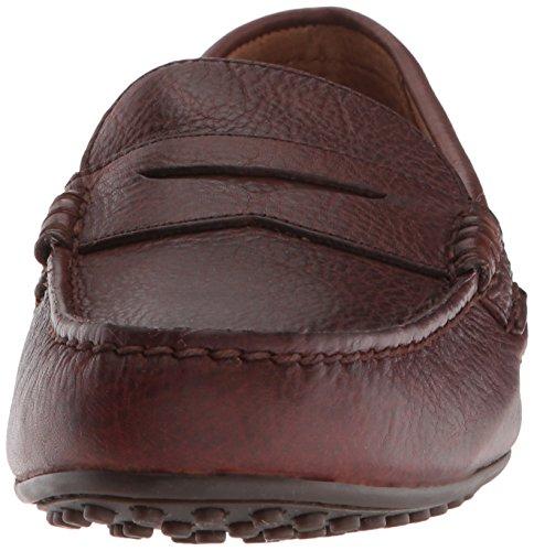 Polo Ralph Lauren Men's Wes Driving Style Loafer Deep Saddle Tan hz2FlIg2