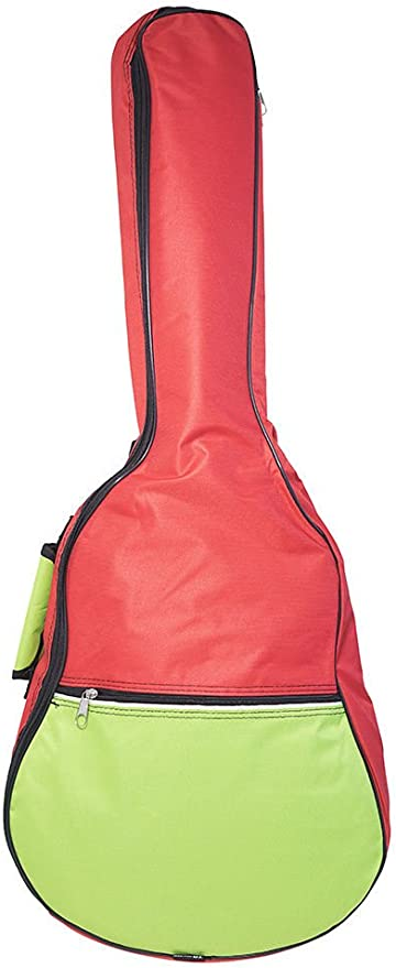 """Green Light Blue Padded Classical Acoustic Guitar Bag Fit 36/"""" to 39/"""" 3//4 7//8 UK"""