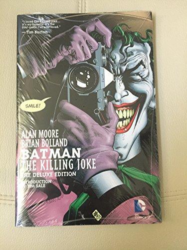 Batman: Killing Joke (DELUXE) (Killing Joke Comic)