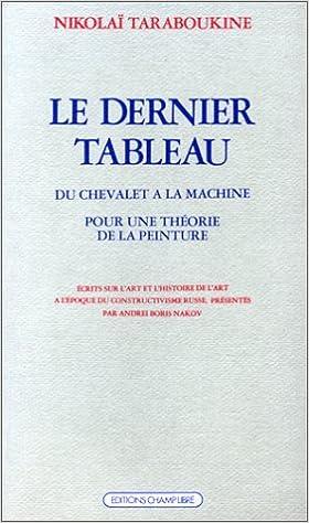 Le Dernier Tableau pdf, epub ebook