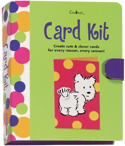 Coconut Card Kit: Create Cute & Clever Cards For Every Reason, Every Season!
