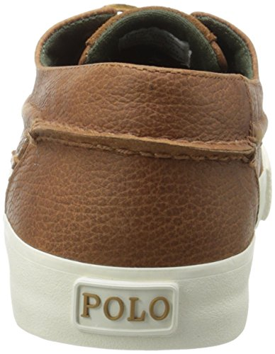 Polo Ralph Lauren Mens Tennen Oxford Tan / Snuff